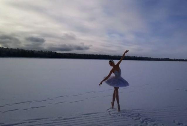 Балерина не зря танцевала на льду: Ленобласть заявила, что в бухте Батарейной не будет порт