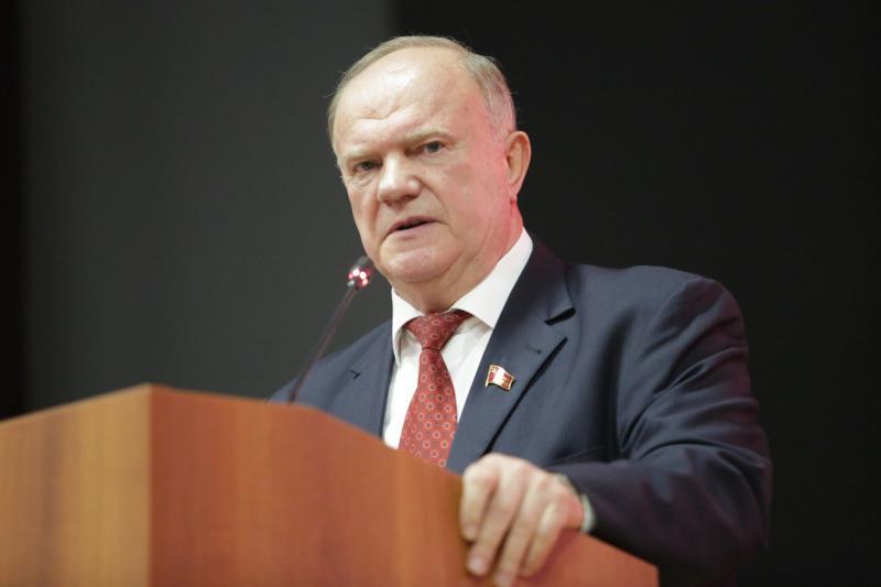 Терпение кончилось: коммунисты потребовали отставки Зюганова